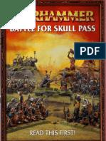 Warhammer Fantasy Battles - ENG - Battle for Skull Pass - 7th