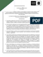 Acuerdo 294 de 2020 uis -Calendario 2020.2