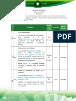 Agenda de Ap M1