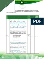 Agenda de Ap M2