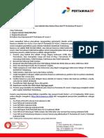 Undangan Beasiswa Pertamina EP Asset 2 Tahun 2020.pdf