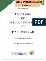 PET 6º ANO  - Piano Popular - VOL.IV.doc
