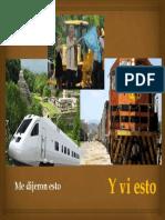 trenes ppt