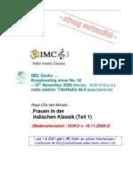 Moderation Script (11/2009)