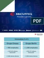Presentacion Innovateq