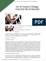 Las ONG en el nuevo Código Civil y Comercial de la Nación – AL DÍA _ ARGENTINA