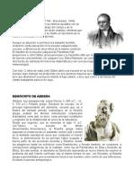 John Dalton biografia y otros