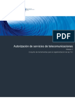 Ict Regulation Toolkit Authorization-ICT Regulation Toolkit