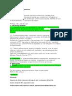 EVALUACIÓN MODELO DE NEGOCIO