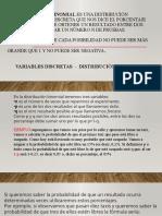 DISCRIBUCIÓN BINOMIAL Y POISSON.pptx