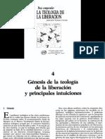 Tamayo-Acosta, J. (1988). Para comprender la teología de la liberación Pags 53-70