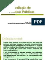 02 Avaliação de Políticas Públicas