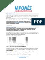 Curso Online Gratuito de Japonês - Módulos 1 e 2.pdf