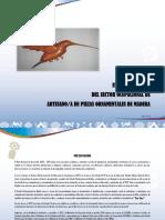 Estandar Técnico de Artesano de Piezas Ornamentales de Madera