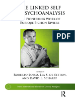 Pichon Riviere - the linked self in psychoanalysis PARTE