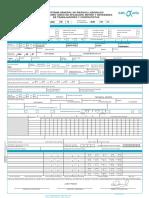 formulario arl  3 04