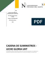 T1 grupal _ Distribución_ Aula 5349_ Cadena de suministros Gloria UHT