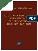 Auditoria Tributaria Preventiva y Procedimiento de Fiscalización.pdf