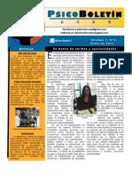PsicoBoletin UCAB Segunda Edicion 2010-2011