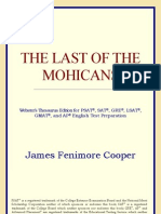 The Last of the Mohicans_James Fenimore Coope
