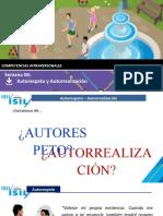 Semana 6 Autorrespeto y Autorealización.pptx