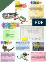 infografía sobre Bombas de Combustible