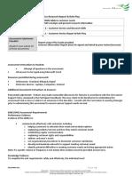 2019 Task 3.1 BSBCUS402 BSBRES411 Assessment v7