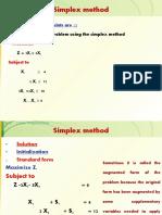 02. The Simplex Method_02