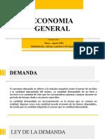 PRESENTACION  DEMANDA Y OFERTA.   31 mayo 2020