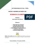 AMEFD CAM-1 xp