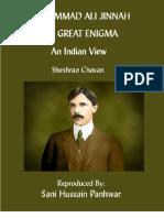 Mohammad Ali JinnahThe Great Enigma