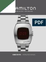 Hamilton PSR Manual