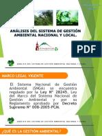 Clase Practica - Analisis de la gestion ambiental