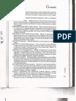 glosario de metodologia de la investigacion