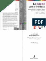 LA ESCUELA COMO FRONTERA.pdf