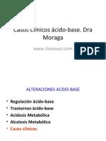 1.1.2 Casos Clínicos ácido-base
