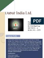 DEEPAK-Dabur India Ltd