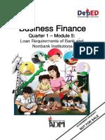 Senior 12 Business Finance_Q1_M5 for printing