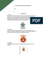 RESUMEN- TÉCNICAS BÁSICAS DE PINTURA SOBRE MADERA