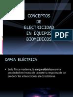 Conceptos  de electricidad en equipos biomédicos PRIMERA PARTE..pdf