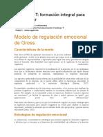 2.1.12 Modelo de regulación emocional de Gross