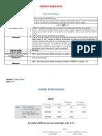 ficha metodologica y analisis de resultados