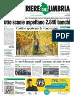 Rassegna stampa pdf prime pagine dei giornali 17 settembre 2020