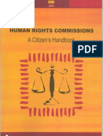 Human Rights Commissions