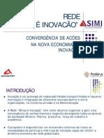 Gestao Rede Minas é Inovacão