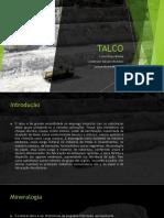 TALCO - TRABALHO 1