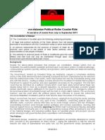 HR Violation Narrative - Malawi July 2011 - jan 2012