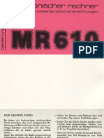 BA--MR 610