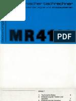 BA--MR 4110