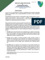 EJERCICIOS LAMINA INFILTRADA Y PROGRAMACION RIEGO